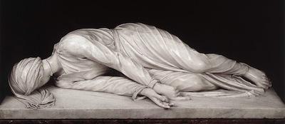 """Staty från """"Santa Cecilia de Trastevere"""" i Rom"""